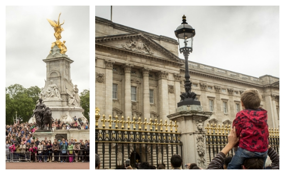 What to do in London? Check our this Itinerary for London in four days. Go to Buckingham Palace and see the changing of the guard.