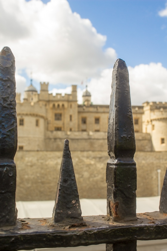 4 Days in London Itinerary. See the Tower of London