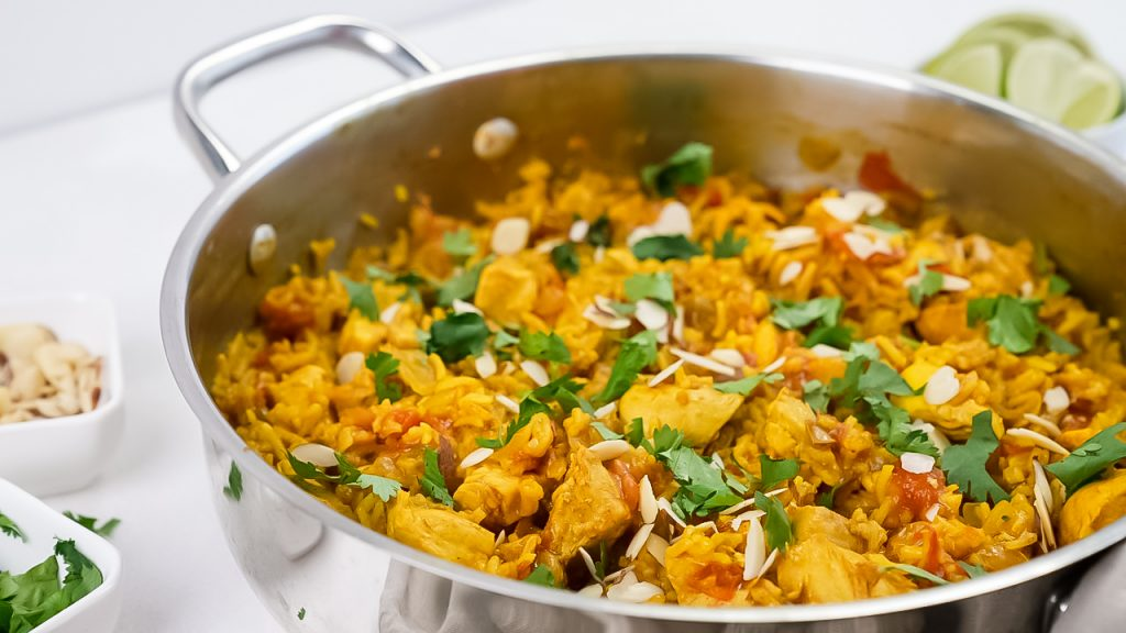 How to cook Chicken Biryani