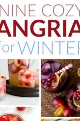 9 Cozy Sangrias for Winter