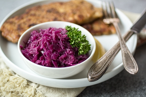 German Braised Red Cabbage | Oktoberfest Recipes To Keep The Party Going | Homemade Recipes