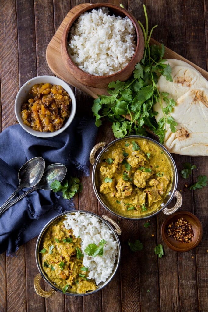 Looking for chicken korma recipes? Here is a delicious one that is highly rated!!!