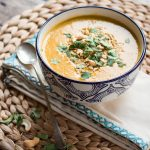Vegan Indian Sweet Potato Soup