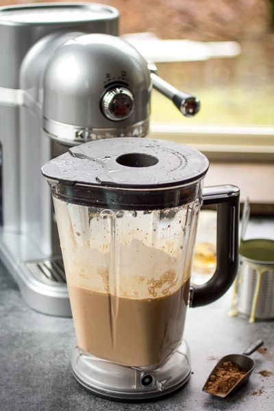 This delicious and easy Homemade Irish Cream recipe is the best way to perk up any cup of coffee during the holidays or anytime!