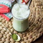 Easy Iced Green Tea Latte
