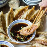 Spicy Sichuan Vegan Potstickers