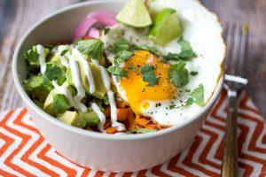 10 Vegetarian Runny Egg Recipes