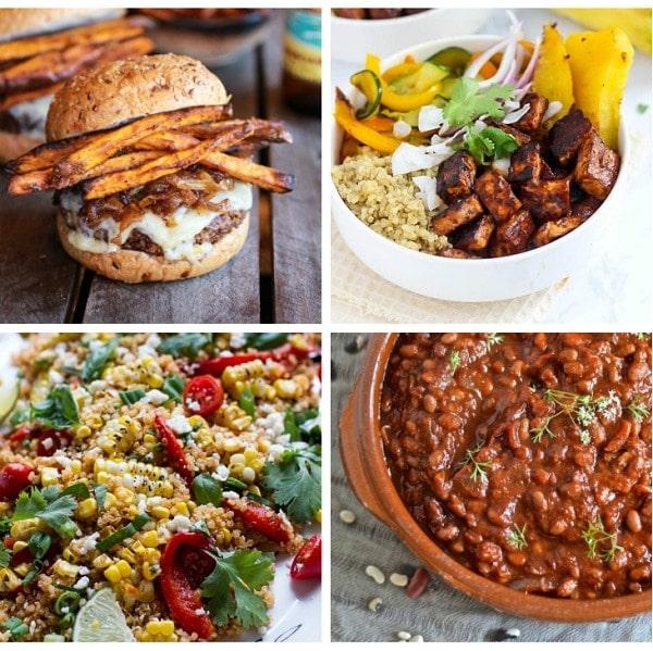 Fun Bbq Recipes: 13 Vegetarian BBQ Recipes
