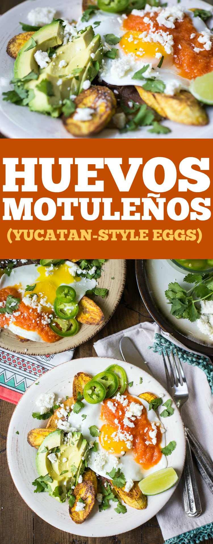 Huevos Motulenos - The Wanderlust Kitchen