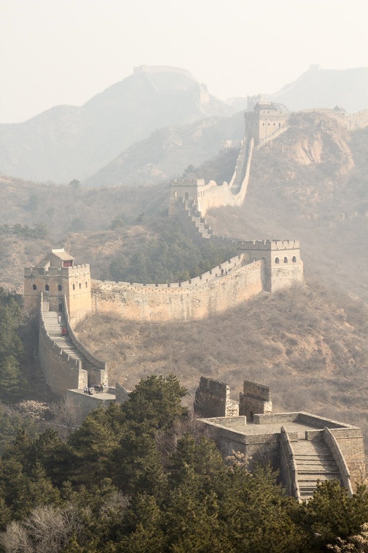Great Wall of China - 3 Days in Beijing (Itinerary)