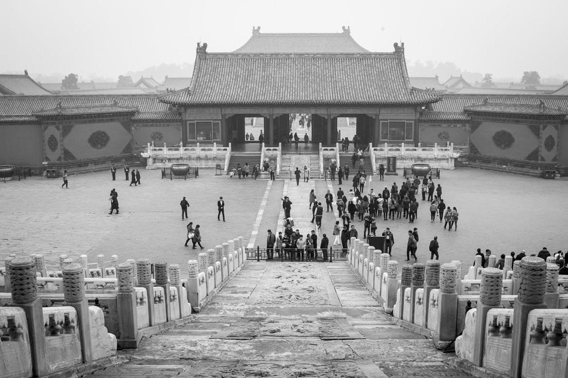 Three Days in Beijing