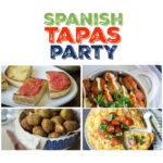 Spanish Tapas Party