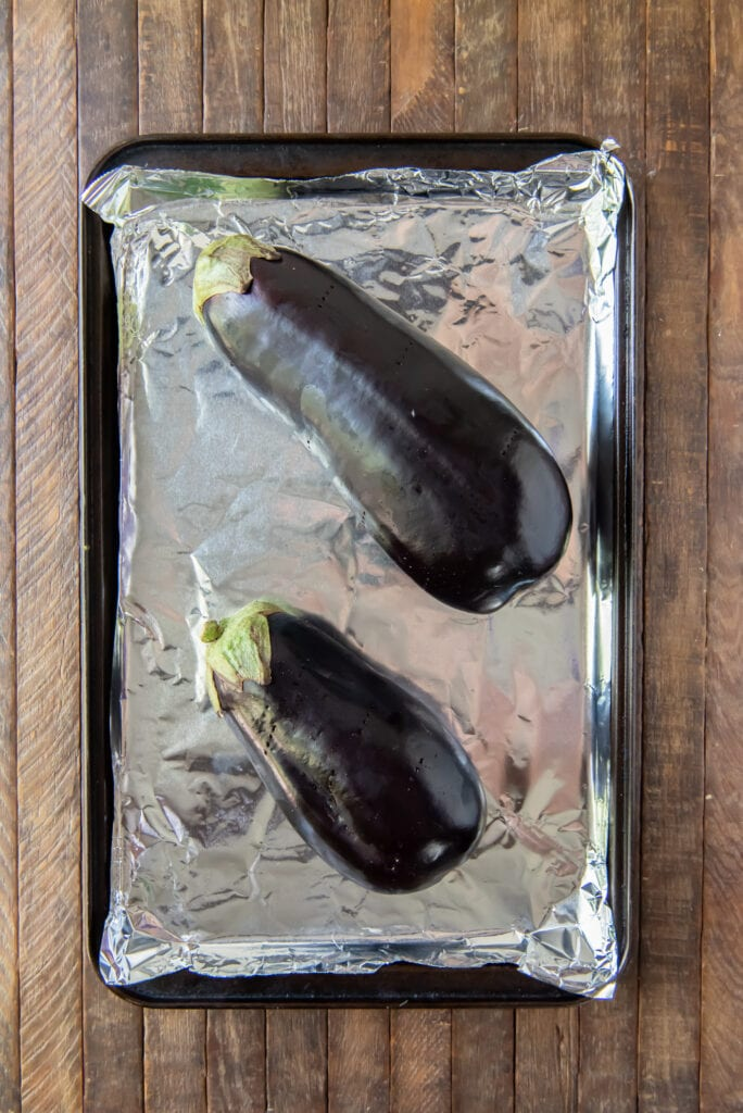 How to make Eggplant Dip