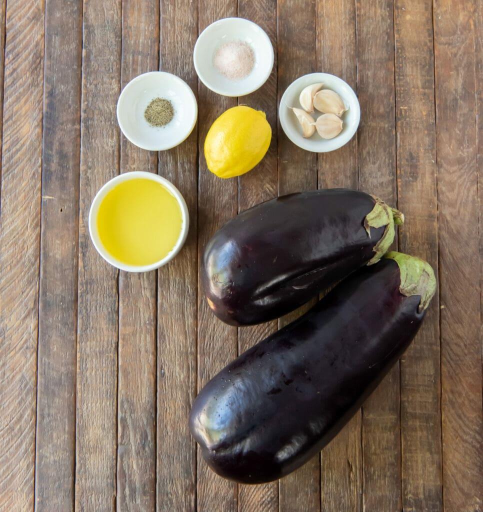How to Make Aubergine Dip
