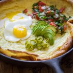 Tex Mex Dutch Baby