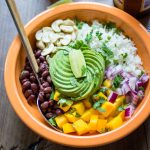 Vegan Brazilian Bowl