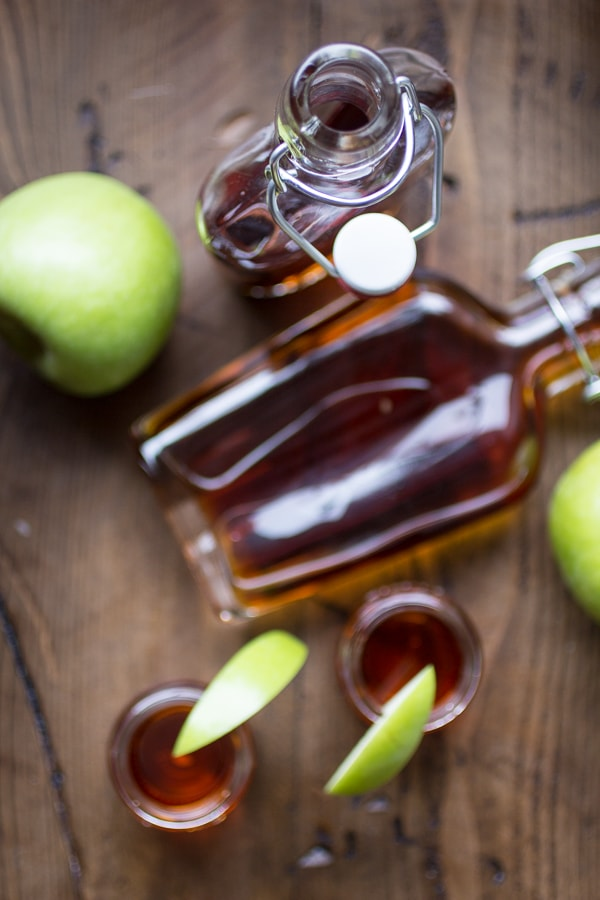 A sip of this delicious Bourbon Apple cocktail is like a sip of everything autumn! Bring a glass to the bonfire and soak up the best of the season.