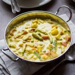 Creamy Indian Vegetable Korma