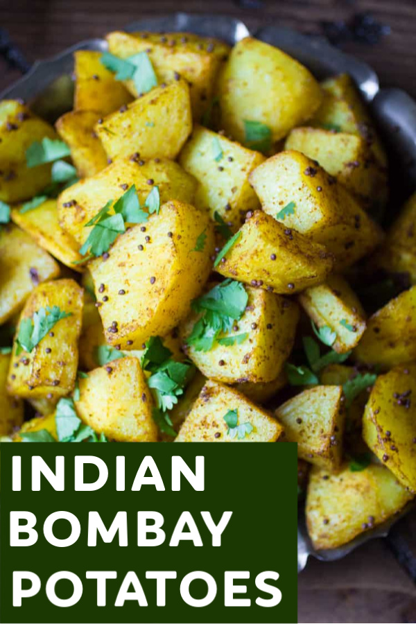 Indian Bombay Potatoes Recipe