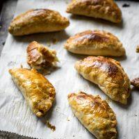 Sweet and Savory Vegetarian Cornish Pasties