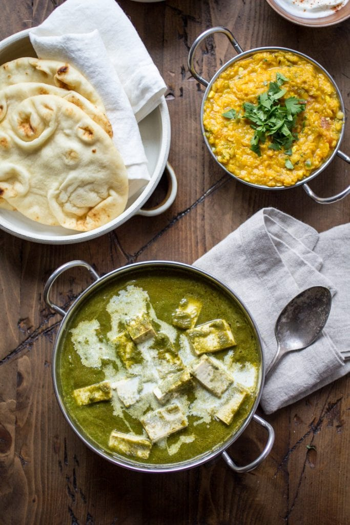 10 vegetarian indian recipes to make again and again the vegetarian indian recipes vegan palak paneer forumfinder Images