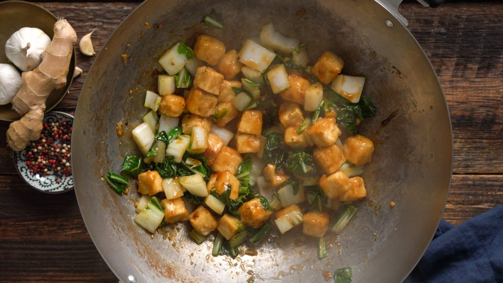 Looking for tofu stir fry recipes? This one is outstanding!