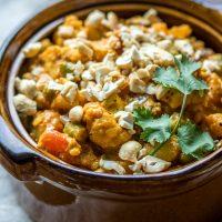 Jaipur Vegetables (Copycat Recipe!)