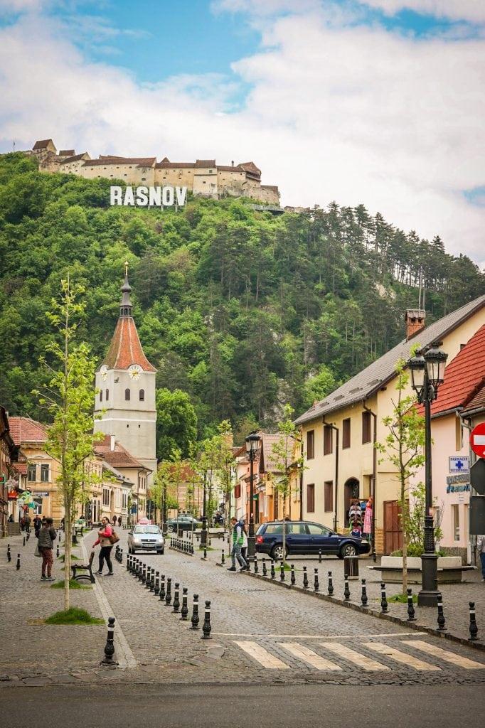 Rasnov, Transylvania