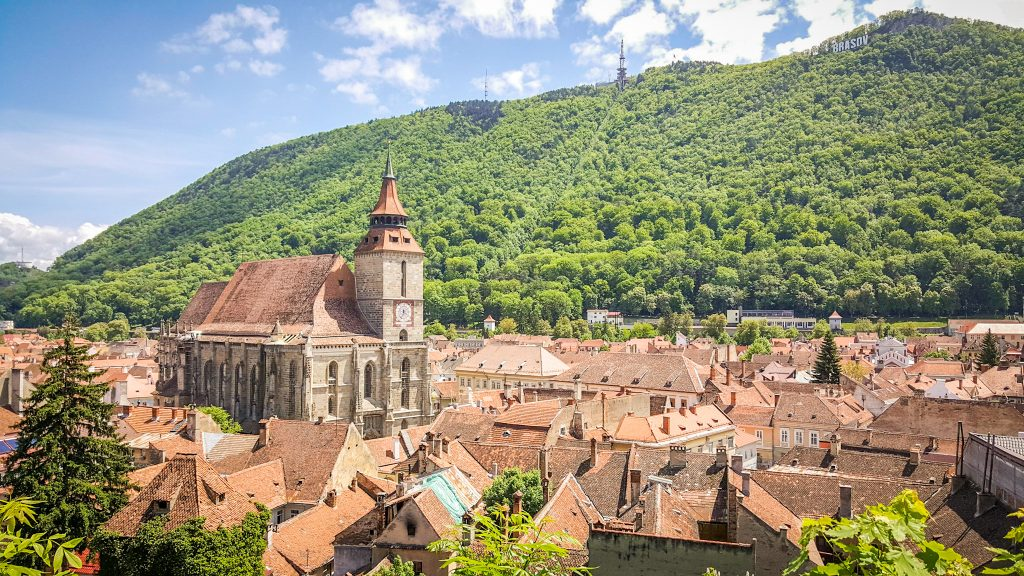 Brasov Old Town: Ever considered a visit to Transylvania? Get ready to be enchanted.
