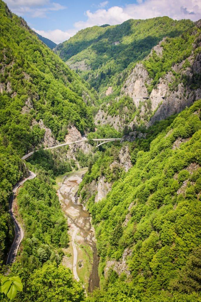 Road Trip through Romania!