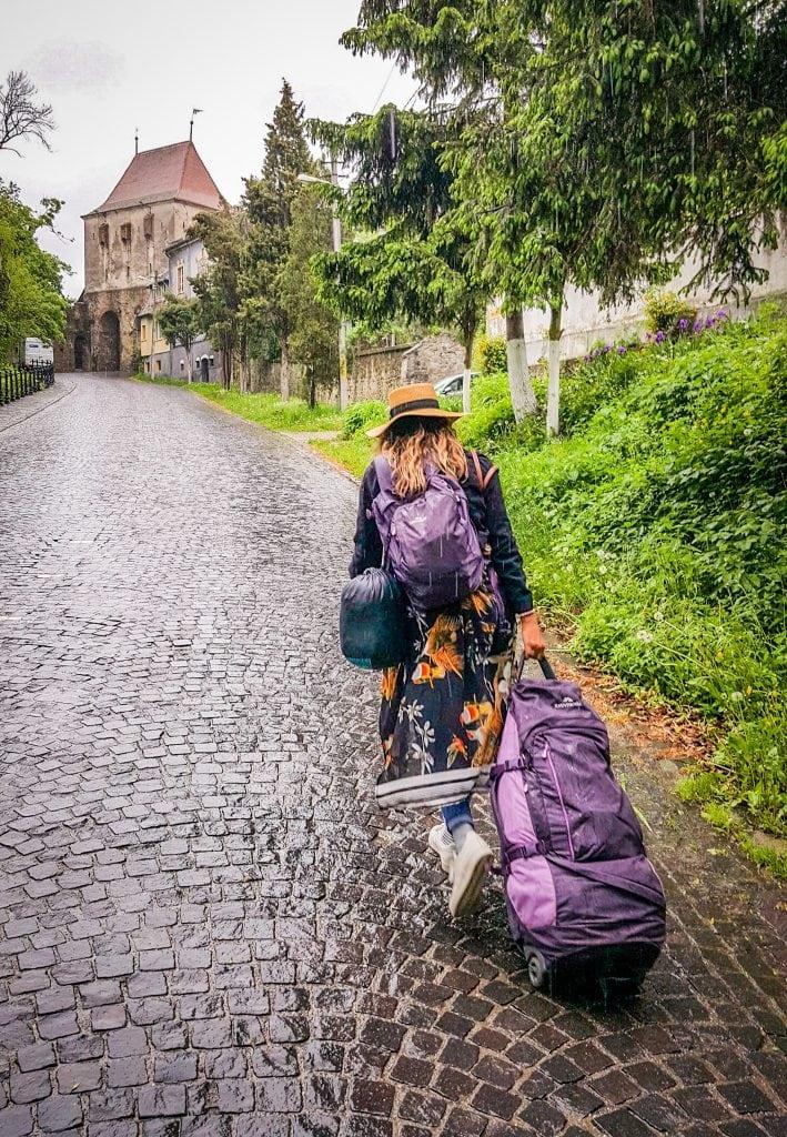 How to Visit Romania: Sighisoara in Transylvania