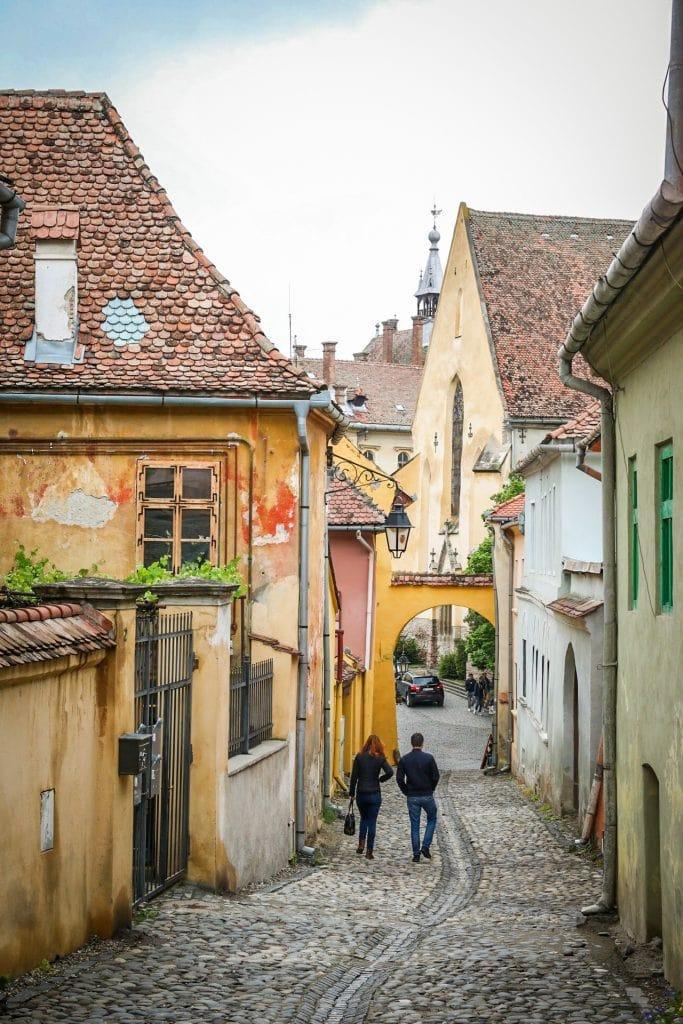 Reasons to visit Transylvania