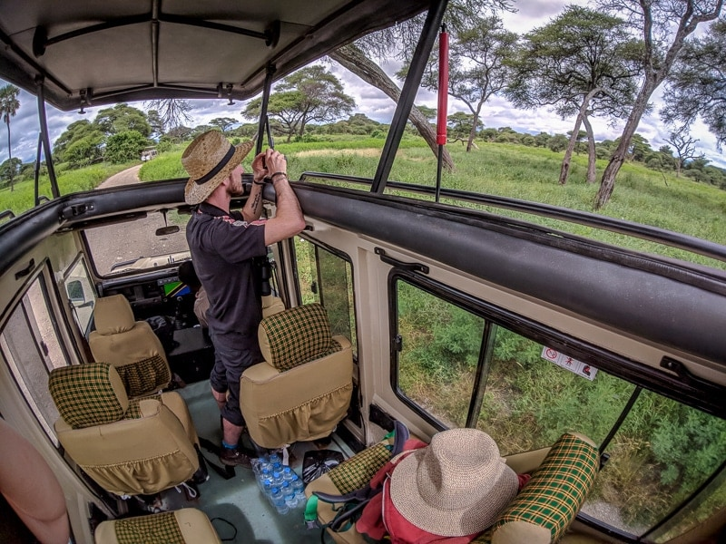 How to Choose Between GLAMPING and CAMPING for your African Safari