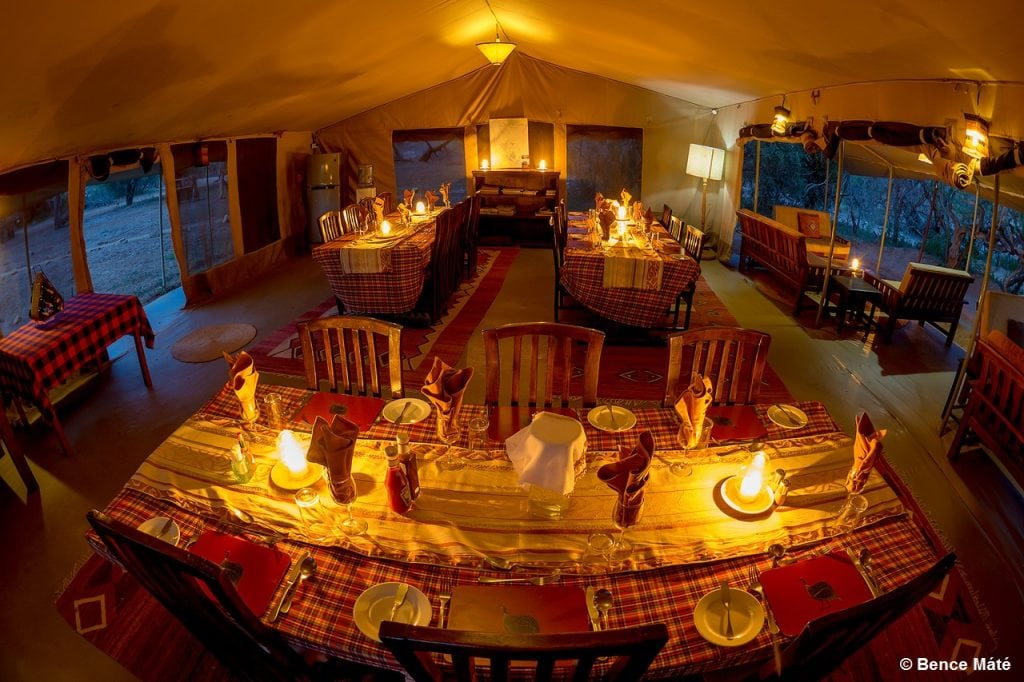 Kenya Glamping on African Safari - How to Choose Between GLAMPING and CAMPING for your African Safari