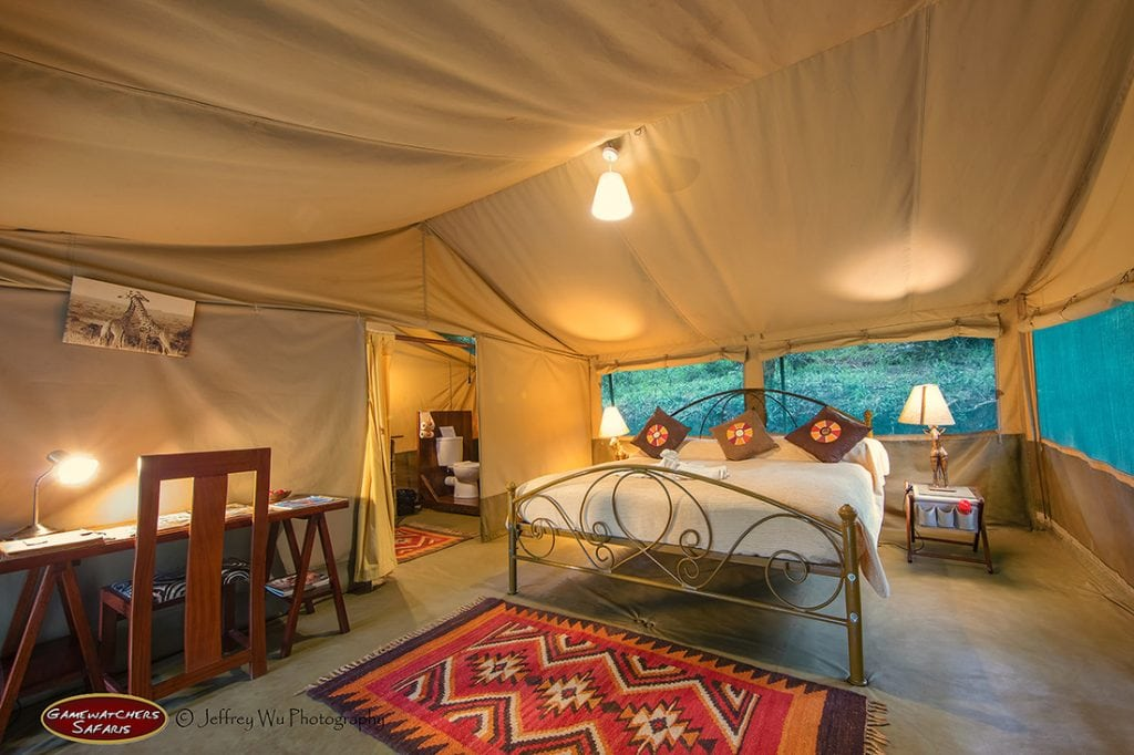 African Safari - Glamping in Kenya - How to Choose Between GLAMPING and CAMPING for your African Safari