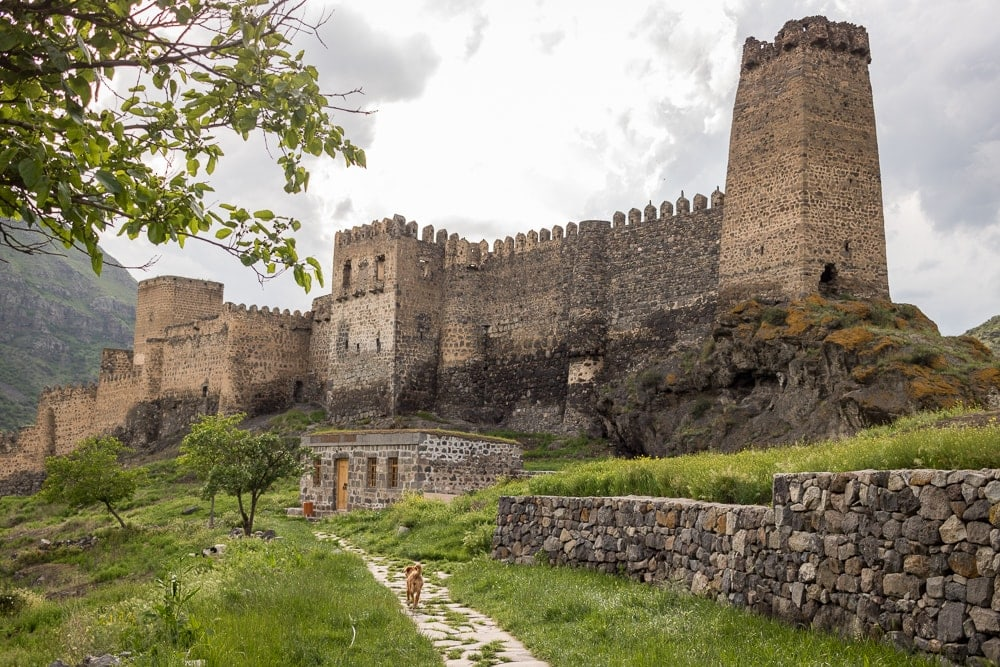 Khertvisi Fortress: Everything you need to know to plan your own road trip through Georgia!
