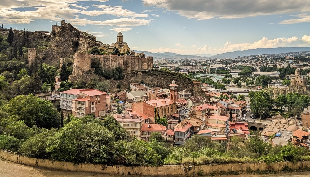 Tbilisi City, Georgia: Everything you need to know to plan your own road trip through Georgia! A great vacation spot in Georgia! Learn what to do in Georgia and what to see in Georgia!