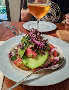 Zala Restaurant, Tbilisi: The Complete Road Trip Guide to Georgia (the Country!)