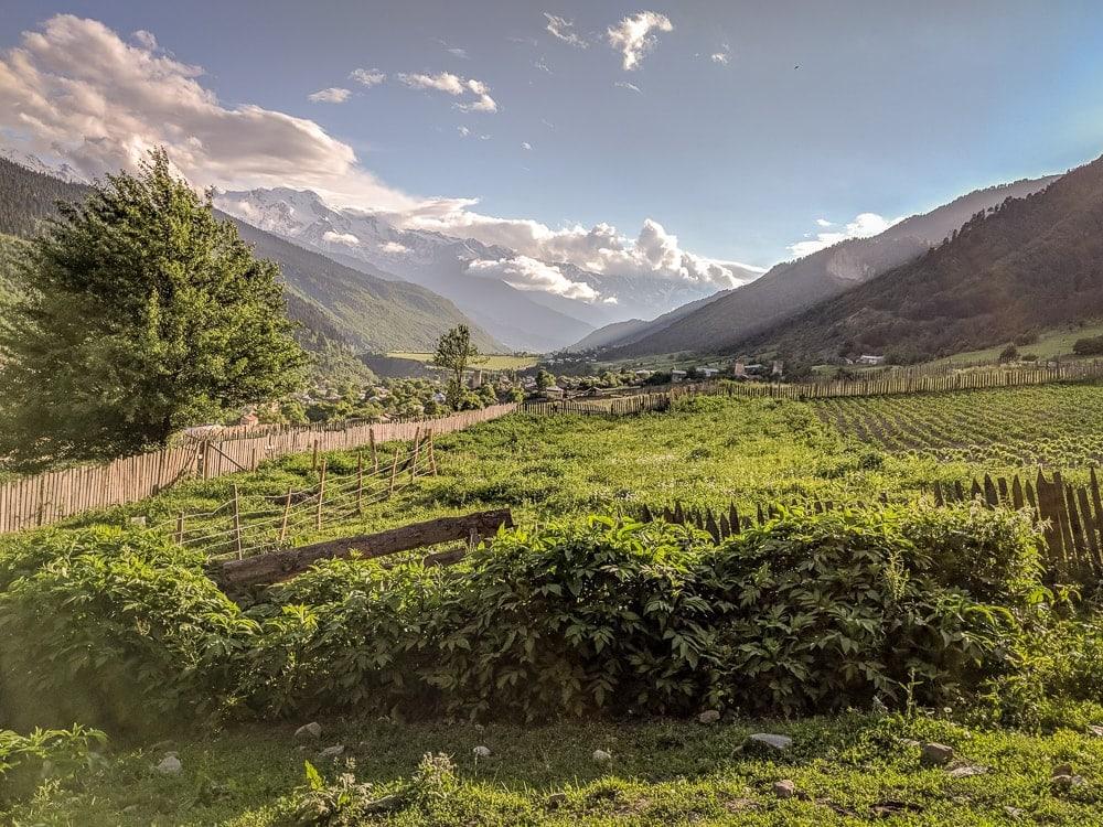 Mestia, Georgia (Svaneti)