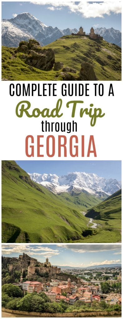 Who's up for a road trip through Georgia??
