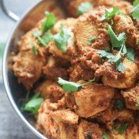 Indian Pepper Chicken Masala