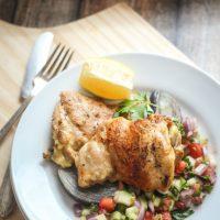Israeli Roast Chicken
