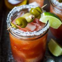 Michelada Bloody Marias