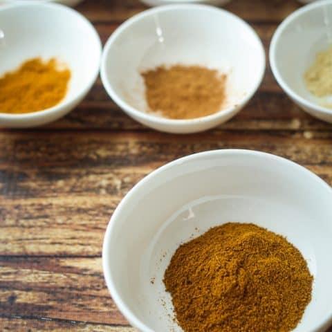 Homemade Moroccan Spice Mix Recipe