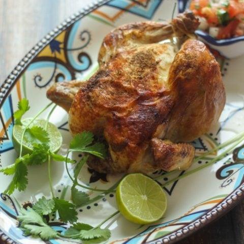 Roasted Peruvian Chicken