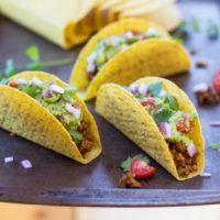 Easy Vegan Lentil Tacos