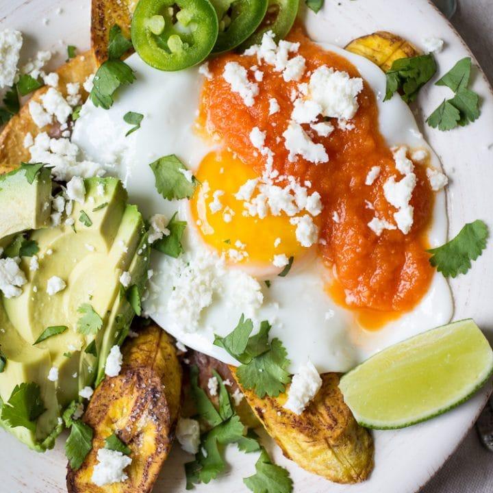 Huevos Motulenos