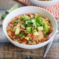 Puerto Rican Chicken Stew