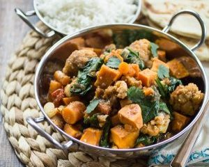 South Indian Sweet Potato Curry The Wanderlust Kitchen