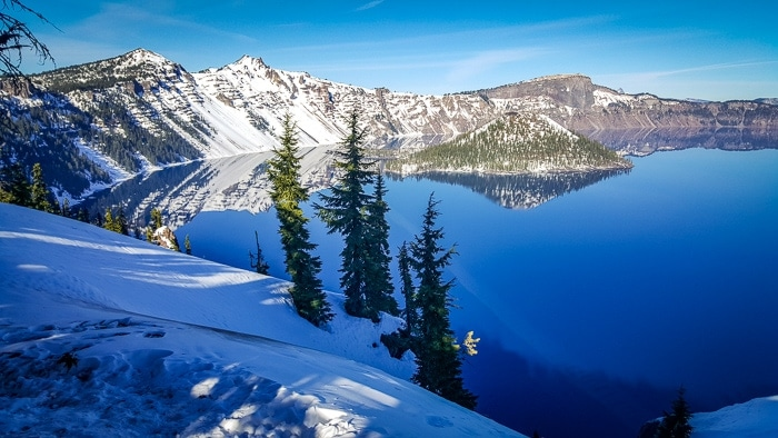 Crater Lake | A Perfect Long Weekend in Central Oregon